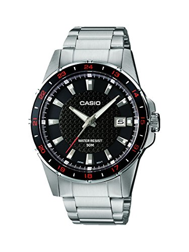 51dljb27z1L - Casio Enticer Mens MTP 1290D 1A1VDF A413 watch
