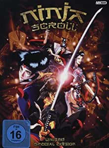 Ninja Scroll (Limited Special Edition) [3 DVDs]