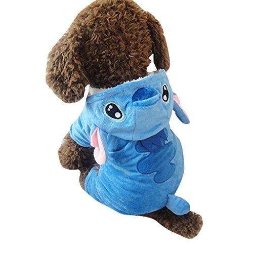 Hunde Dress Kostüm Fancy - Hund Stitch Lilo & Stitch Kostüm Fancy Dress Outfit