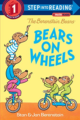 Bears on Wheels Step Into Reading