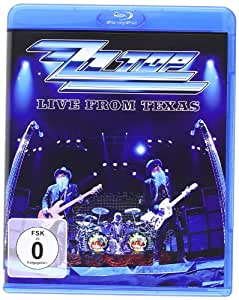 Live from Texas [Blu-ray] [Import anglais]