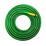 #4: TechnoCrafts PVC Braided Water Pipe for Gardening Sets 30 Meter (100 Feet) 3/4