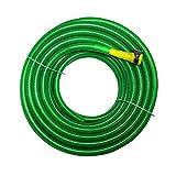 #5: TechnoCrafts PVC Braided Water Pipe for Gardening Sets 30 Meter (100 Feet) 3/4