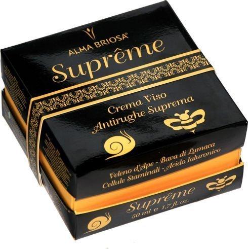 Alma Briosa Suprême Crema Viso Antirughe Suprema- 50 ml