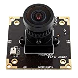 Svpro USB Camera Module, 3MP Micron AR0331 Sensore CMOS H.264 WDR Fotocamera USB per Industrial, Dynamic Range Fino a 100 Db, IR Cut e Supporto Microfono