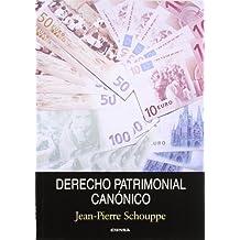 Derecho patrimonial canónico (Tratados y manuales)