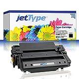 jetType Toner ersetzt HP Q7551X / 51X für LaserJet P3005 / P3005dn / P3005x / M3035xs mfp, schwarz, 13.000 Seiten