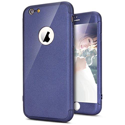 SainCat Custodia iPhone 6 Plus Cover iPhone 6S Plus 360 Gradi