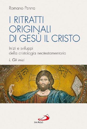 I ritratti originali di Gesù il Cristo: 1 (Studi sulla Bibbia e il suo ambiente) por Romano Penna
