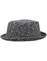 38045e5d652 Amazon.co.uk  Stetson - Fedoras   Trilby Hats   Hats   Caps  Clothing