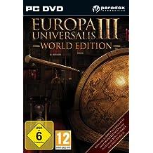 Europa Universalis 3 World Edition [Importación Alemana]