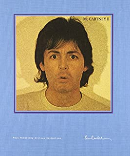 Mccartney II - Edition Deluxe (Remasterisé - 3 CD + 1 DVD) by Paul Mccartney (B004WJREPO) | Amazon price tracker / tracking, Amazon price history charts, Amazon price watches, Amazon price drop alerts