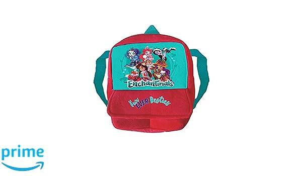 Enchantimals Stuffed Backpack 26 Cm Amazon Co Uk Luggage
