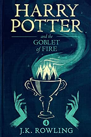 download harry potter and the goblet of fire ebook