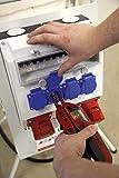 Testboy Profi III Zweipoliger Spannungsprüfer mit LCD-Anzeige, 2220029 -