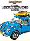 Review: Lego Creator Volkswagen Beetle Review [OV]