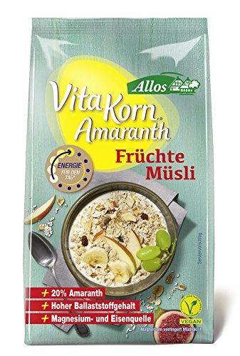 """Allos Amaranth-Früchte-Müsli """"Vita Korn"""" (375 g) - Bio"""