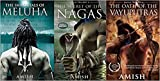 Set of 3 books- meluha, nagas, the oath of vayuputras (Shiva trilogy)