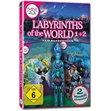 Purple Hills Labyrinths of the World 1 und 2