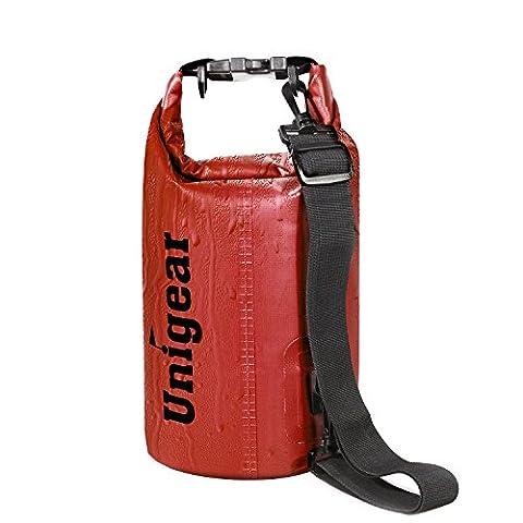 Unigear Dry Bag, Waterproof Floating Gear Bags for Boating, Kayaking,