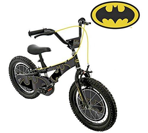 Batman Bicicleta para niños de 16 Pulgadas