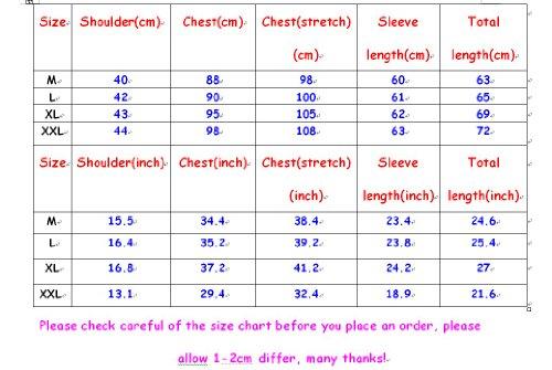 xhorizon® M1 Männer Tailliert Grundlegendes T mit V-Ausschnitt Langarm Beiläufiges T-Shirt Oberteile Weiß