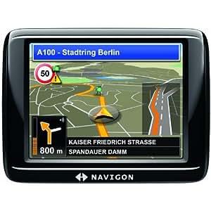 navigon 20 easy navigationssystem 3 5 zoll. Black Bedroom Furniture Sets. Home Design Ideas