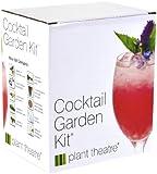 Plant Theatre Cocktail Garden Kit 6-Varieties to Grow
