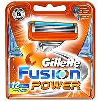 Gillette 80201244 Fusion Power - Confezione da