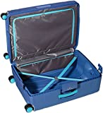 American Tourister Lock'n'roll Spinner, 69 cm, 83 Liter, Skydiver Blue - 5