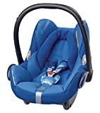 Maxi-Cosi CabrioFix Group 0+ Car Seat – Watercolour Blue