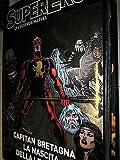 Le leggende Marvel Supereroi 47 Capitan Bretagna la nascita dell ed.Panini NUOVO