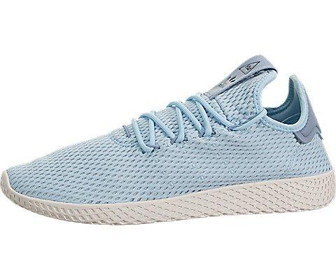 Adidas Original Pharrell Williams Tennis HU Azul y Verde. Zapatillas para Hombre. Sneaker 2018