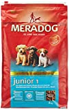 Meradog Care Junior 1 Hundefutter I Trockenfutter ohne Weizen für Welpen