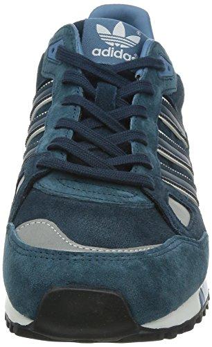 adidas Originals Zx 750, Baskets mode homme Noir (Noirpe/Noirpe/Vapbla)