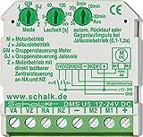 Schalk AUF/ZU-Steuerung DMS U5 12-24V DC Jalousiesteuerung 4046929401098