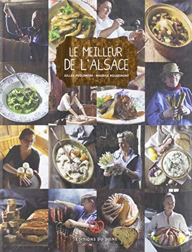 Le Meilleur de l'Alsace par  Pudlowski Gilles