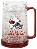 Arizona Cardinals Crystal Freezer Mug