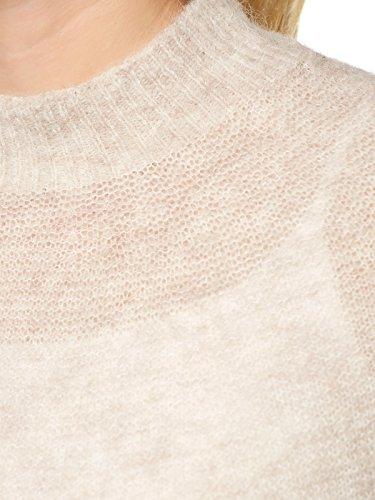drykorn Damen Pullover Lya D-Strick Hellbraun