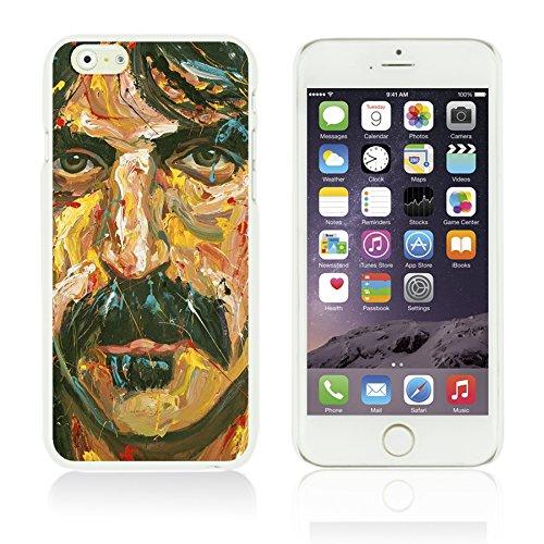 OBiDi - Celebrity Star Hard Back Case / Housse pour Apple iPhone 6 / 6S (4.7 inch)Smartphone - Marvin Gaye Frank Zappa