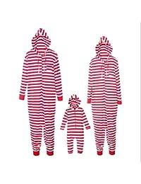 Traje Disfraz de Familiares, Una Pieza Unisex Pijama Adulto Animal Pyjamas Ropa de Dormir Halloween