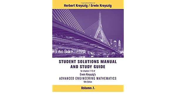 Buy student solutions manual to accompany advanced engineering buy student solutions manual to accompany advanced engineering mathematics 10e book online at low prices in india student solutions manual to accompany fandeluxe Choice Image