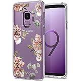 Spigen Liquid Crystal Blossom Case For Samsung Galaxy S9 - Blossom Flower 592CS22829