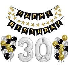 Suchergebnis Auf Amazon De Fur Deko 30 Geburtstag Mann