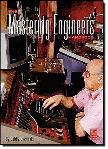 The Mastering Engineer\'s Handbook (Mix Pro Audio Series)