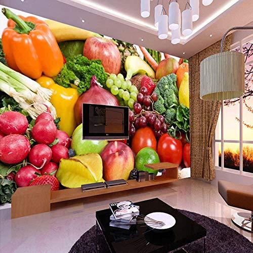 Foto Wallpape Fruchtparty (2) 3D Vision Wandposter Für Schlafzimmer Wohnzimmer Küchen Wandkunst Dekoration Poster 450x300cm (2 Die Vision Avengers)