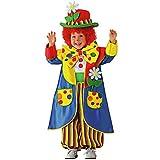 Chiber Déguisement Clown Pour Enfants (Taille 2)