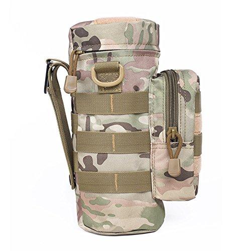(Saxrtell88 Herren Militär-Rucksack, wasserfest, Camouflage-CP-Camouflage-CP-Camouflage-CP-Camouflage-Muster)