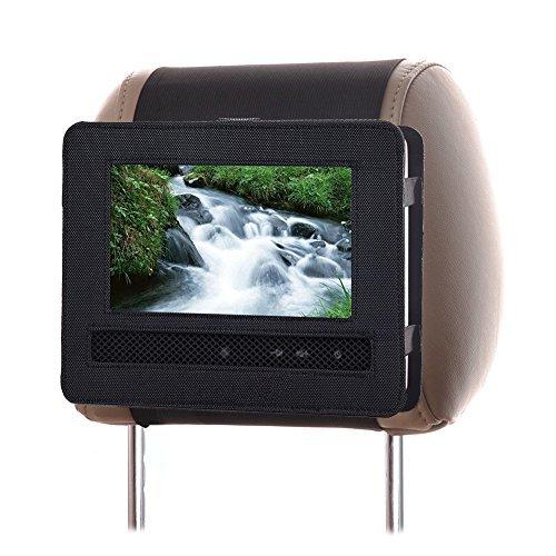 Tragbare DVD-Player Auto Kopfstützen-Halterung, Auto Audio Video