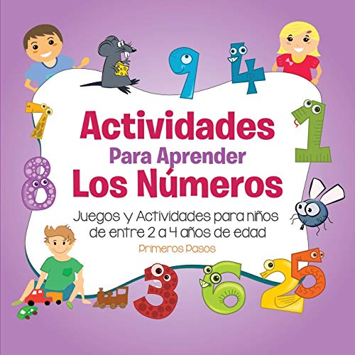 Actividades para Aprender los Números: Juegos y Actividades para niños de...